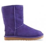 UGG Australia 女式经典短靴(蓝莓款)