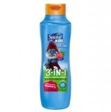 Suave 洗发水 & 护发素 & 沐浴露三合一儿童装