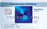 The Blue Business℠ Plus Credit Card from American Express