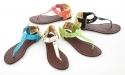 Groupon: Carrini Thong 女式凉鞋
