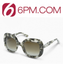 6pm: Up to 88% OFF Select Sunglasses
