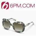 6pm: 精选男女太阳眼镜折扣高达88% OFF