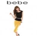 bebe: 全场服饰最高可立省$150
