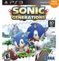 全新Sonic Generations索尼克世代游戏