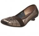 Sesto Meucci 女式时尚低跟皮鞋
