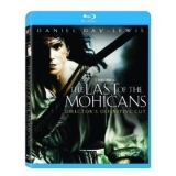 Amazon Lightning Deal: 蓝光光碟<<The Last of the Mohicans>>