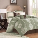 Avenue 8 Manchester 6 Piece Comforter Set  $49.99