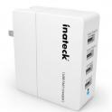 Inateck 4口USB旅行充电器