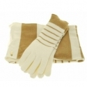 Calvin Klein手套和围巾2件套