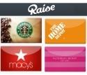 Raise.com: Macy's, Home Depot, Victoria's Secret & Starbucks Gift Card额外3% OFF