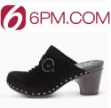 6pm:精选男女款鞋子高达75% OFF