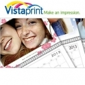 "Vistaprint: Free 12-Month 11x 8.5"" Personalized Photo Wall Calendar"