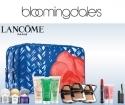 Bloomingdales: 购买兰蔻产品2件即可免费获得高达$120的兰蔻大礼包
