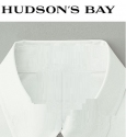 Hudsons Bay: Extra 25% OFF Clearance Dress Shirts and Ties