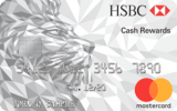 HSBC Cash Rewards Mastercard®