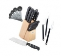 Farberware 22 Piece Ultra-Sharp Cutlery Tool Set