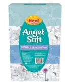 Angel Soft 面巾纸4盒