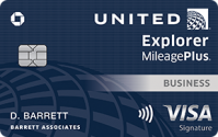 United(SM) Explorer Business Card