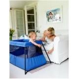 BABYBJORN Travel Crib Light 2 婴儿游戏围栏