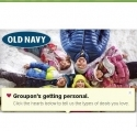 Groupon:  for $20 Worth of Apparel and Accessories only for old navy on location