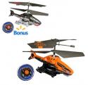 Air Hogs Saw Blade RC 遥控直升飞机玩具2个超值组合