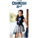 OshKosh Bgosh: 春夏季童装折扣高达60% OFF + 满$40额外20% OFF