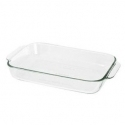 "Pyrex 9.5"" Clear Basics Pie Plate Only $3"