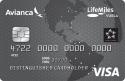 哥伦比亚航联名信用卡
