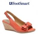 FootSmart 官网促销:凉鞋满$75额外10% OFF + 免运费