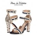 6pm: 精选 Pour La Victoire 女鞋折扣达75% OFF
