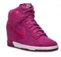 Nike Dunk Sky High Print 女式内增高休闲鞋