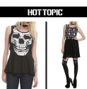 Hot Topic: Buy 1 Get 1 for $1 Clearance Items