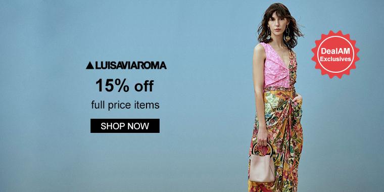 Luisaviaroma: 15% OFF Select Full Priced Items