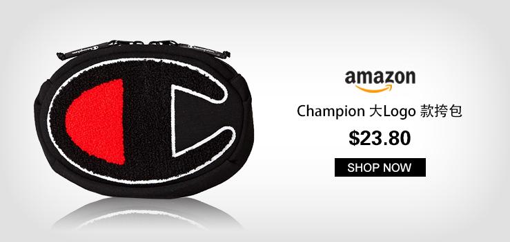 Champion 大Logo 款挎包