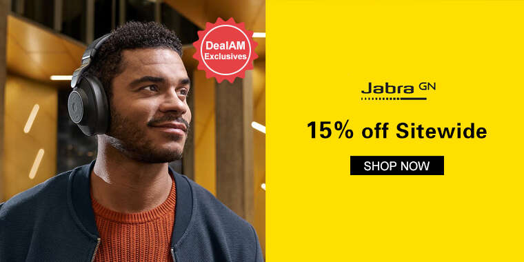jabra: Save 15% On All Products Sitewide