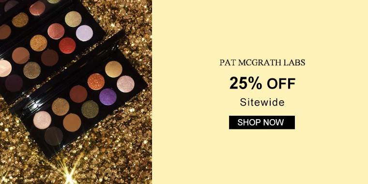 Pat McGrath:25% OFF Sitewide