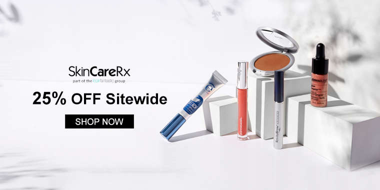 SkinCareRx: 25% OFF Sitewide