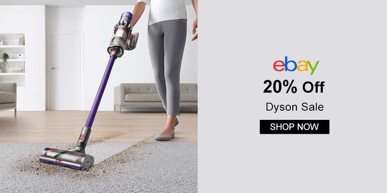 ebay 20% Off Dyson Sale