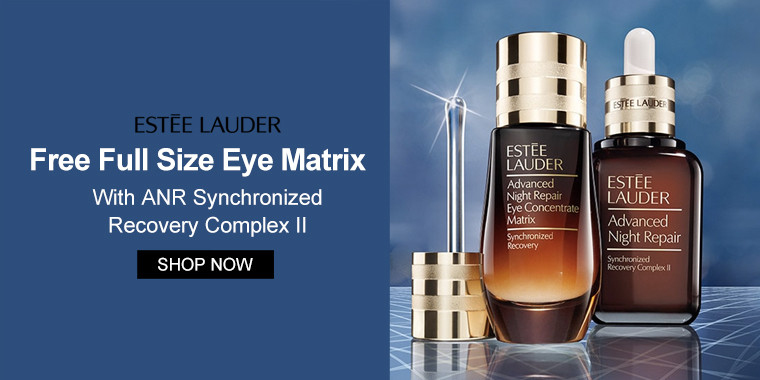 Estee Lauder: Free Full Size Eye Matrix With ANR Synchronized Recovery Complex II