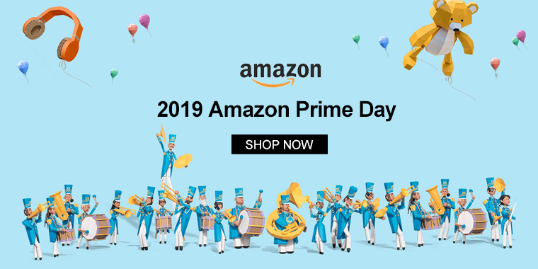 2019 Amazon Prime Day