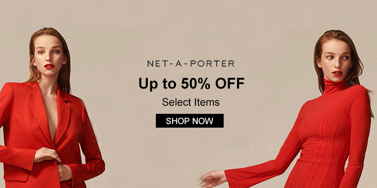 NET-A-PORTER US: Up to 50% OFF Select Items