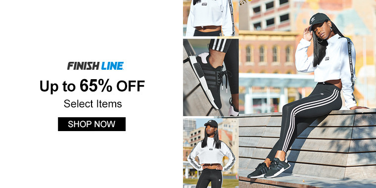 Finish Line: Up to 65% OFF Select Items