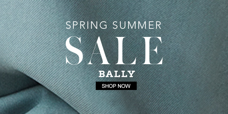 Bally: Up to 50% off Select Items