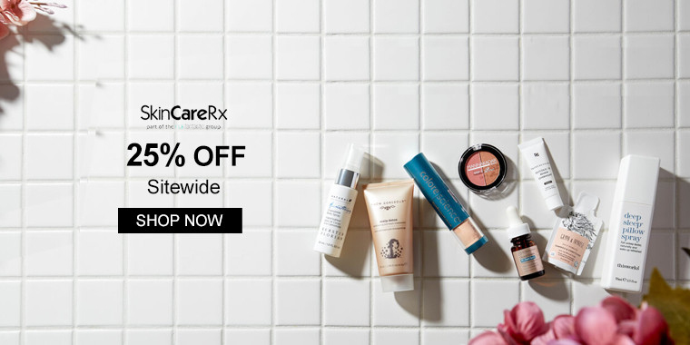 SkinCareRx: 25% OFF Sitewide