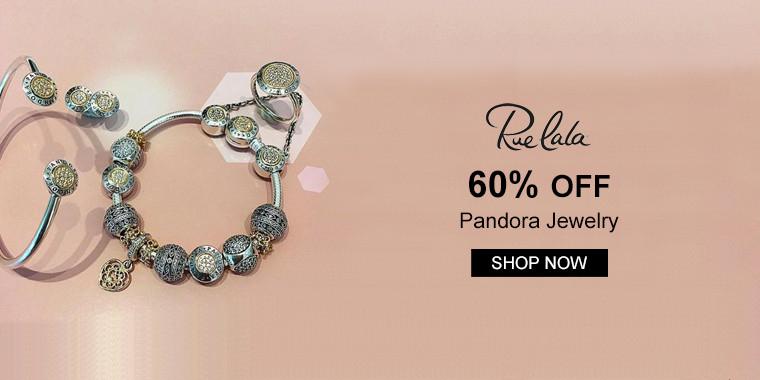 Rue La La:60% OFF Pandora Jewelry