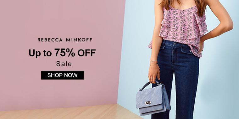 Rebecca Minkoff: Up to 75% OFF Sale