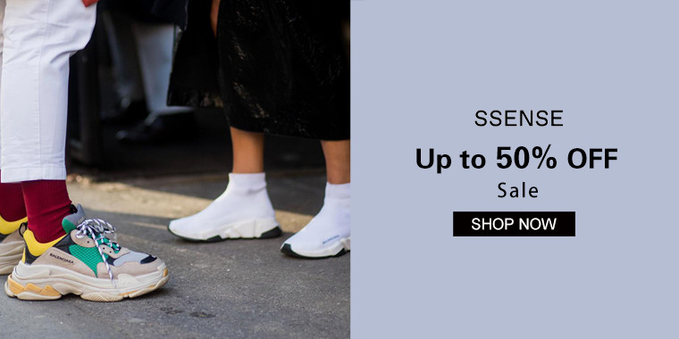 SSENSE: Up to 50% OFF Sale