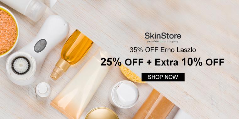 SkinStore: 33% OFF Erno Laszlo